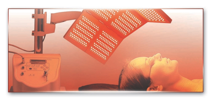 red blue led light infrared therapy for wrinkles acne. Black Bedroom Furniture Sets. Home Design Ideas